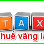 Cách kê khai thuế GTGT vãng lai ngoại tỉnh công ty xây dựng