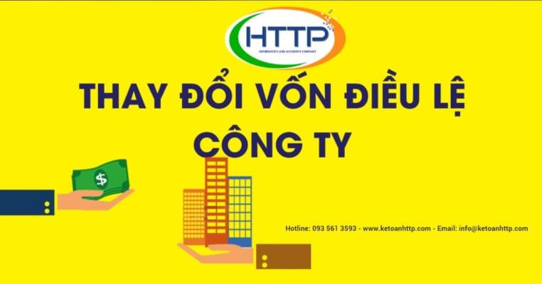 Dịch vụ tăng vốn điều lệ công ty tại Quảng Ngãi