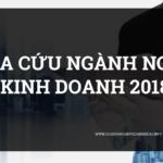 Tra cứu mã ngành nghề kinh doanh mới nhất năm 2020
