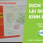 Dịch vụ làm lại giấy đăng ký kinh doanh tại Quảng Ngãi