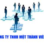 Thủ tục đăng ký thành lập công ty TNHH một thành viên