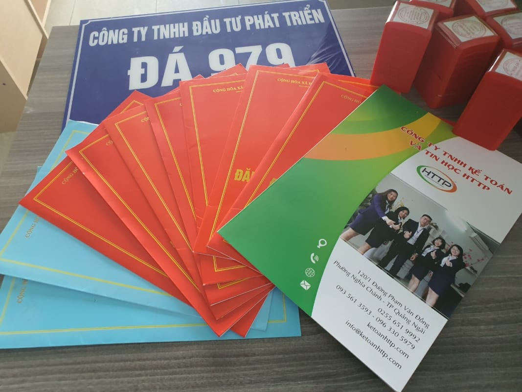 công ty đầu tư phát triển Đá 979 Quảng Ngãi