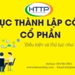 Dịch vụ tư vấn thành lập công ty cổ phần tại Quảng Ngãi