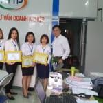 Thư chúc tết công ty TNHH kế toán và tin học HTTP